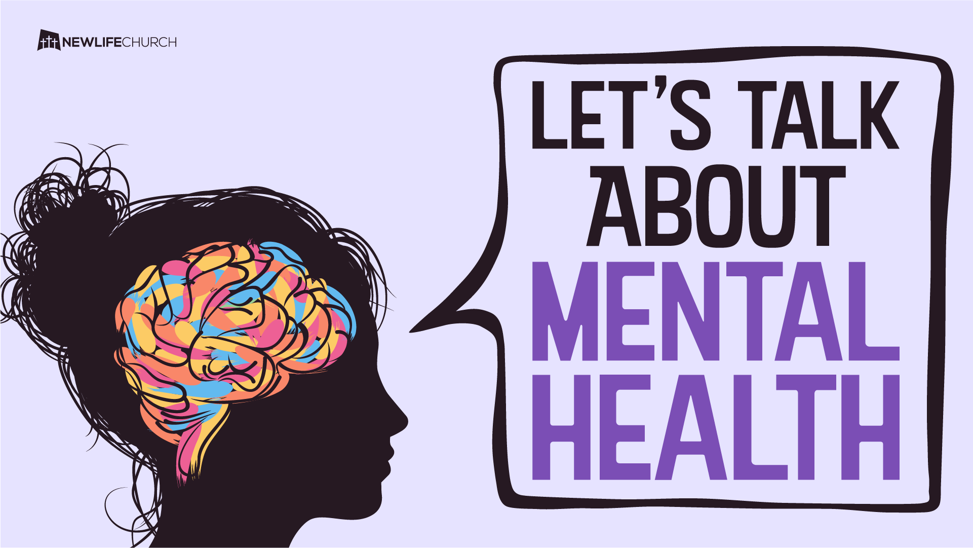 Let's Talk About Mental Health Image
