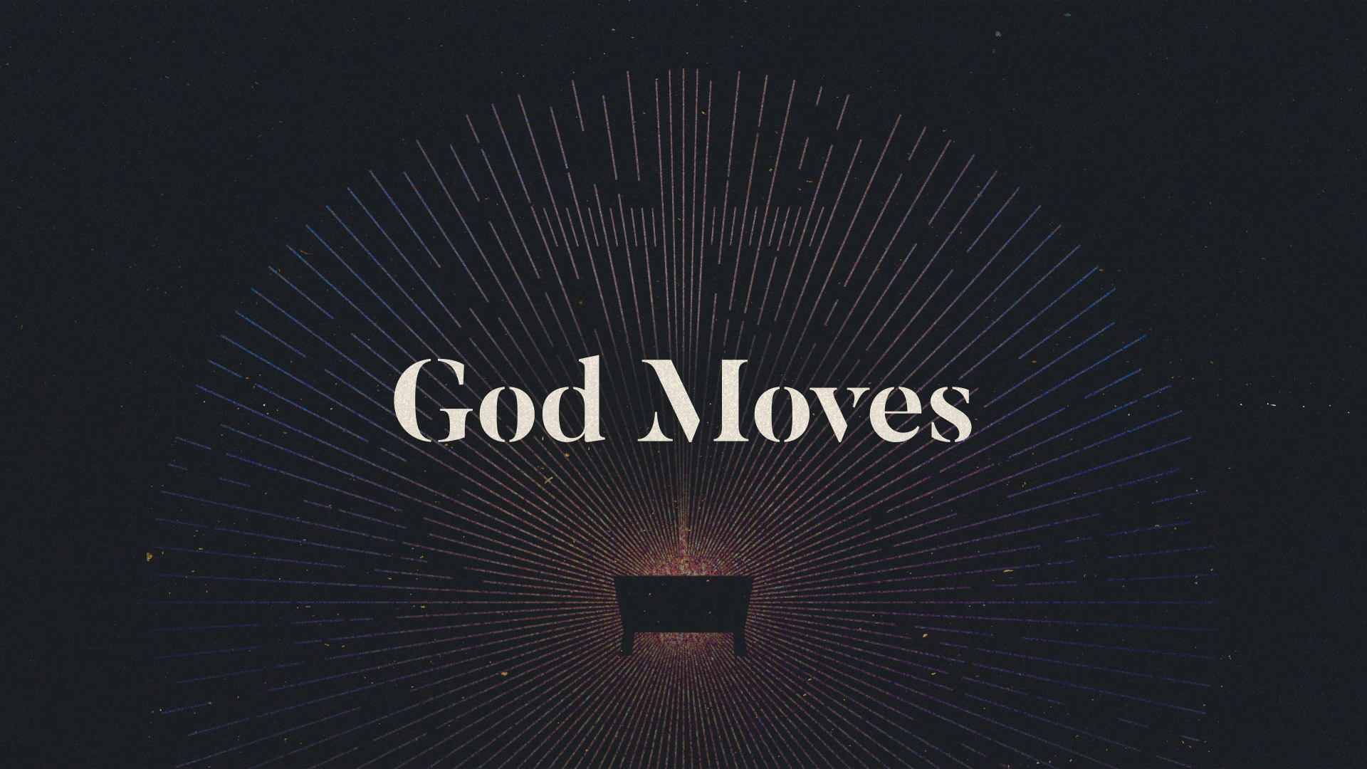 God Moves Unexpectedly Image