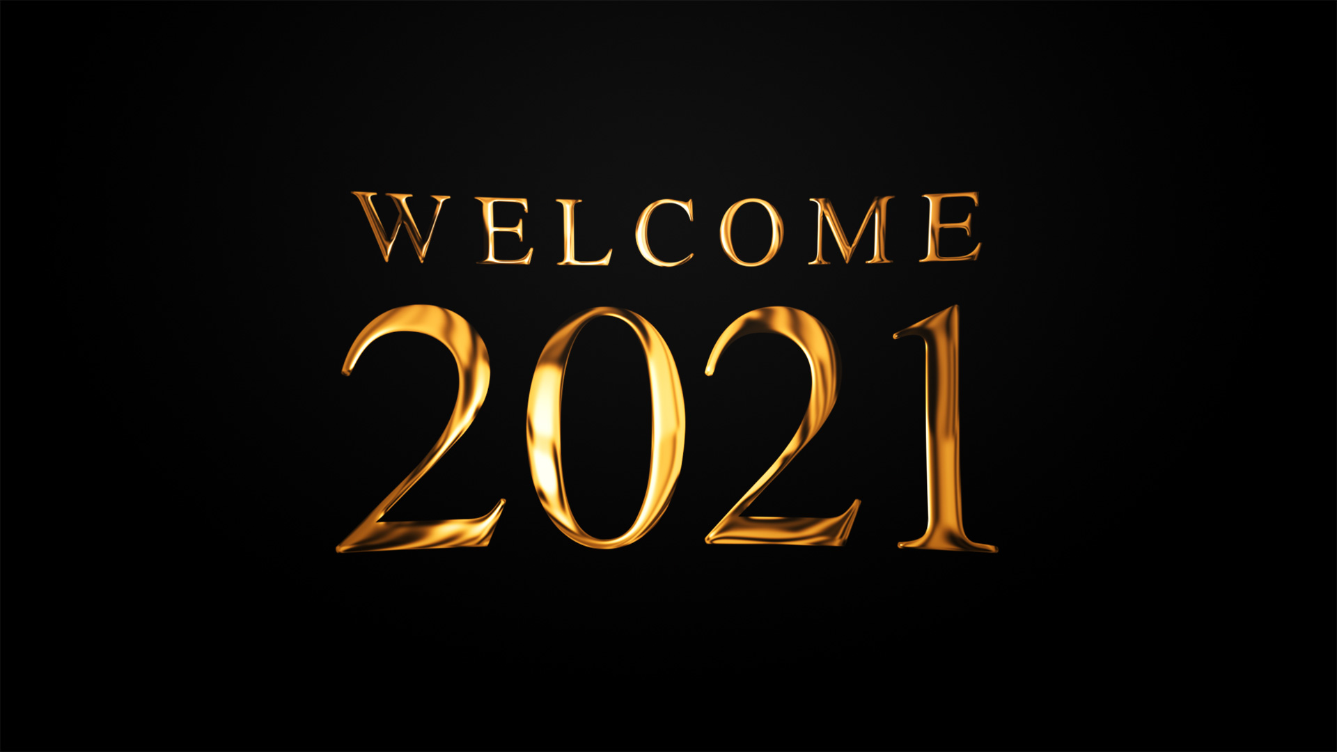 Welcome 2021 Image