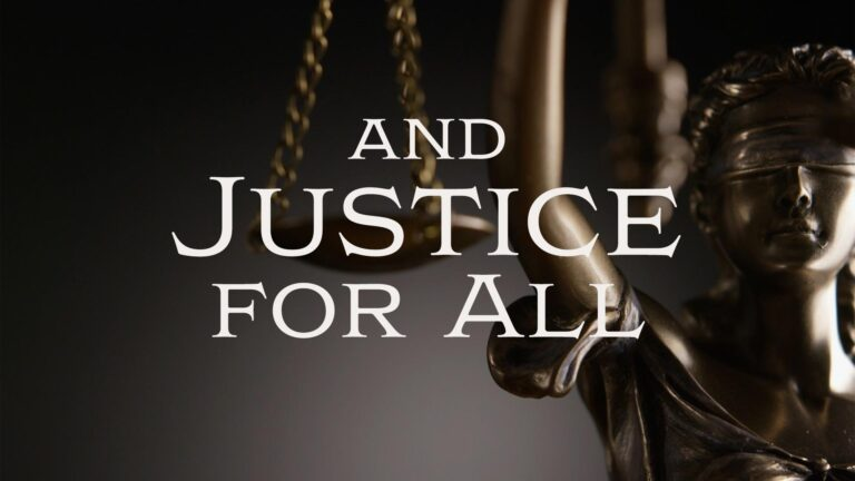 Justice and Grace