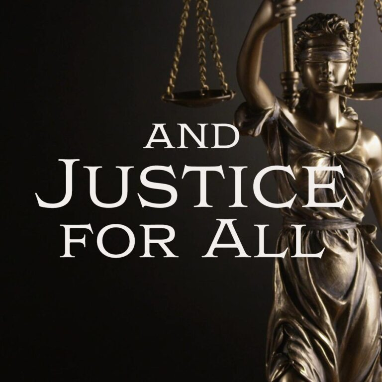Wearing Justice